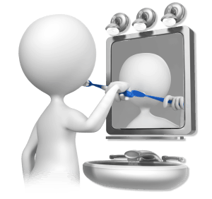 Even Teeth Brushing Can Become Addictive