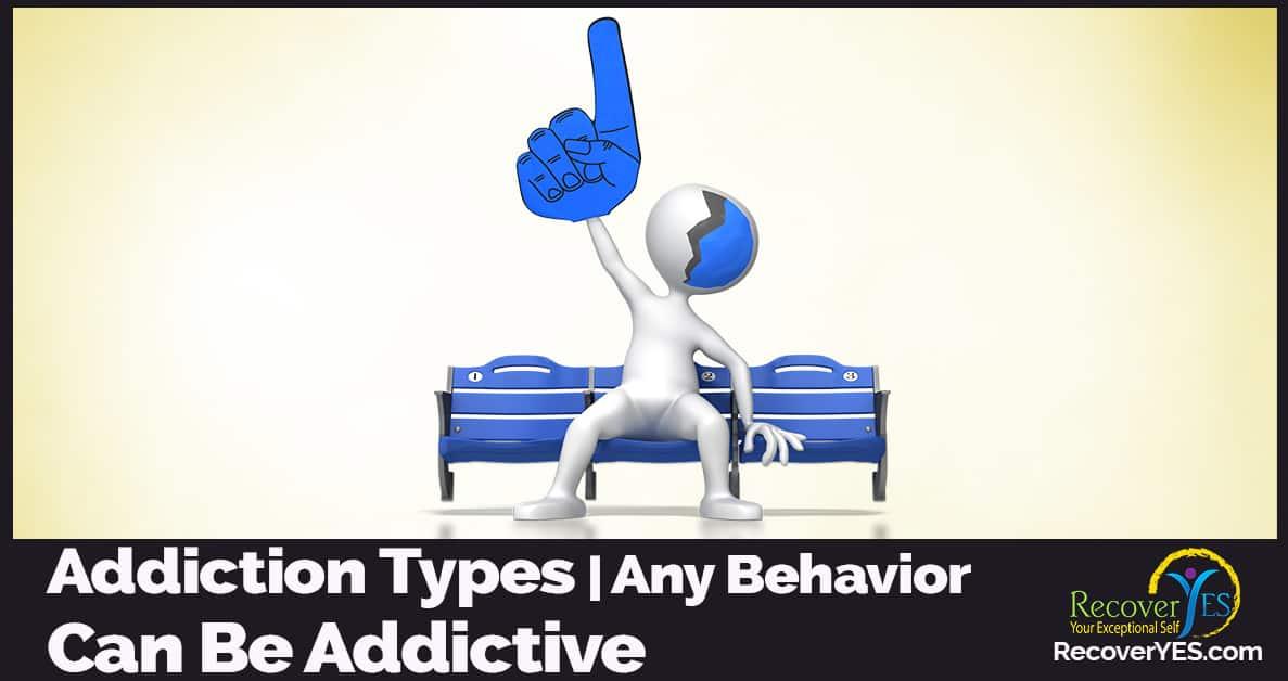 addictions types